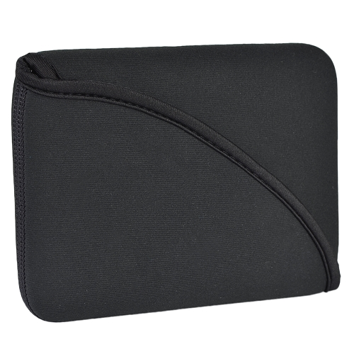 """PC Treasures FlipIt Neoprene/Polyester Sleeve for 8"""" Tablet (Black)"""