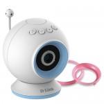 D-Link DCS-825L 720p HD WiFi BabyCam w/Temperature Sensor