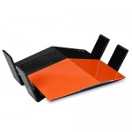 D-Link DIR-879 Wireless-AC1900 EXO Dual Band 4-Port Gigabit Router w/SmartBeam & Smart Connect (Black/Orange)