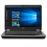 "Dell Latitude E6440 Core i5-4310M Dual-Core 2.7GHz 4GB 320GB DVD±RW 14"" LED Laptop W10P w/Webcam & BT (Silver) - B"