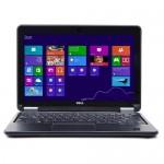 """Dell Latitude E7240 Core i7-4600U Dual-Core 2.1GHz 8GB 256GB SSD 12.5"""" LED Ultrabook W8.1P w/Webcam & BT (Gray) - B"""