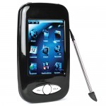 "Eclipse T2810C 4GB MP3 USB 2.0 Touchscreen Digital Music/Video Player & Voice Recorder w/Camera & 2.8"" LCD (Black)"