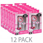 (12-Pack) Hello Kitty USB (2.1 Amp) Car Charger for iPad/iPhone/iPod w/USB to 30-Pin Dock Connector Cable