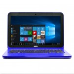 "Dell Inspiron 11 Celeron N3060 Dual-Core 1.6GHz 4GB 32GB eMMC 11.6"" LED Laptop W10H w/HD Webcam (Bali Blue) - B"