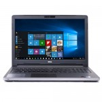 "Dell Inspiron 15 Touchscreen Core i5-6200U Dual-Core 2.3GHz 8GB 1TB DVD±RW 15.6"" HD Laptop W10H (Silver) - B"