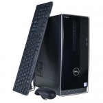 Dell Inspiron 3650 Core i5-6400 Quad-Core 2.7GHz 8GB 1TB DVD±RW W10H Desktop PC w/Bluetooth