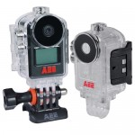 AEE MD10 Premium Edition 1080p Action Camera Kit w/8MP Photo Capture