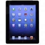 Apple iPad with Wi-Fi + Cellular 16GB - Black - AT&T (3rd generation) - B