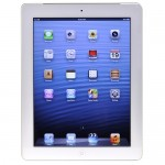 Apple iPad with Wi-Fi + Cellular 16GB - White - AT&T (3rd generation)