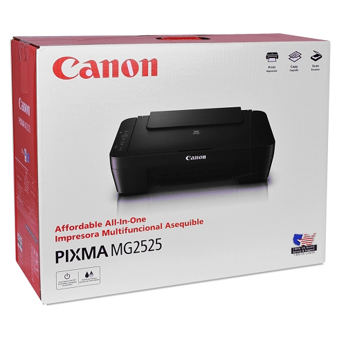 canon mg2525 how to change ink