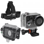 AEE S60 Plus MagiCam 1080p Action Camera Kit w/Wi-FI