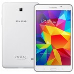 "Samsung Galaxy Tab 4 Quad-Core 1.2GHz 1.5GB 8GB 7"" Capacitive Touchscreen Tablet Android 4.4 w/Dual Cameras (White) - B"