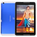 "NuVision TM800A520L Atom Z3735G Quad-Core 1.33GHz 1GB 32GB 8"" Capacitive IPS Tablet Android 4.4 w/Cams & BT (Blue)"