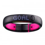 Nike+ FuelBand SE Fitness Monitor Wrist Band - Extra Large w/Bluetooth 4.0 (Black/Pink Foil) - Retail Hanging Package
