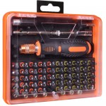 53-Piece Screwdriver Tool Kit w/Assorted Bits