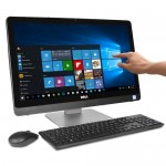 "Dell Inspiron 22-3263 21.5"" 1080p Touchscreen Core i3-6100U Dual-Core 2.3GHz All-in-One PC 8GB 1TB/DVD±RW/W10H/Cam/BT"