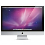 "Apple iMac 27"" Core i7-870 Quad-Core 2.93GHz All-in-One Computer - 8GB 2TB DVD±RW Radeon HD 5750 OSX/Cam (Mid 2010)"