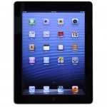 Apple iPad with Wi-Fi 64GB - Black (3rd generation) - B