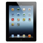 Apple iPad 2 with Wi-Fi 16GB - Black (2nd generation) (Etching) - B
