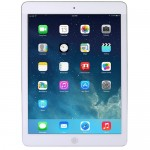 Apple iPad Air with Wi-Fi 16GB - White & Silver - Retail Box