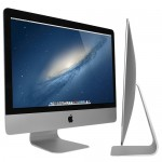 "Apple iMac 27"" Core i7-3770 Quad-Core 3.4GHz All-in-One Computer - 8GB 1TB+128GB Fusion SSD GTX 675MX/OSX (Late 2012) -B"
