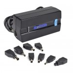 Targus APA10US-20 Mobile 65W Universal Notebook AC Adapter w/8 Power Tips for HP