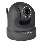 Foscam FI9826P 960P Wireless 3x Optical Zoom Day/Night IP Camera w/13 IR LEDs & Smartphone Access (Black)  - B