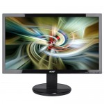 "19.5"" Acer K202HQL DVI/VGA 1366x768 Widescreen LED LCD Monitor (Black) - B"