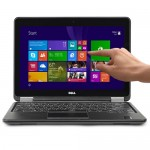 "Dell Latitude E7240 Touchscreen Core i7-4600U Dual-Core 2.1GHz 8GB 512GB SSD 12.5"" Ultrabook W8.1P (Carbon Fiber Skin)"