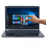 "Acer Aspire S 13 Touchscreen Core i7-7500U Dual-Core 2.7GHz 8GB 256GB SSD 13.3"" IPS FHD Notebook W10H w/Cam & BT"