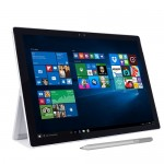 "Microsoft Surface Pro 4 Core i7-6650U Dual-Core 2.2GHz 8GB 256GB SSD 12.3"" Multi-Touch Tablet W10 (Silver)"