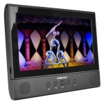 "Digiland DL1001 2-in-1 Android Tablet + DVD Player - Core 1.3GHz 1GB 16GB 10.1"" Touchscreen Tablet Android 7.0 (Black)"