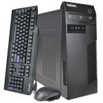 Lenovo ThinkCentre M72e Core i3-3220 Dual-Core 3.3GHz 4GB 500GB DVD±RW No OS Desktop PC (Black) - B