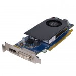 PC Partner Radeon HD 8570 2GB DDR3 PCI Express (PCIe) DVI Low Profile Video Card w/DisplayPort & HDCP Support