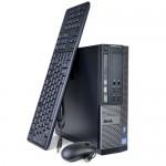 Dell OptiPlex 7010 Core i3-3220 Dual-Core 3.3GHz 4GB 250GB DVD±RW W7P Small Form Factor PC w/Dual DisplayPort - B
