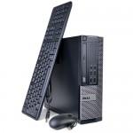Dell OptiPlex 7010 Core i3-3220 Dual-Core 3.3GHz 4GB 500GB DVD W8P Small Form Factor PC w/Dual DisplayPort - B