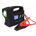 Armor All A24 24V 3300mAh Battery Jump Starter & Power Bank w/LED Light