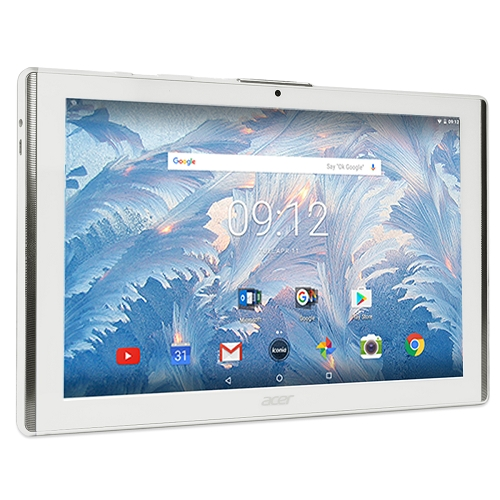 "Acer Iconia One 10 Quad-Core 1.3GHz 2GB 16GB 10.1"" 1280x800 Capacitive Touchscreen IPS Tablet Android 7.0 w/Cams & BT"