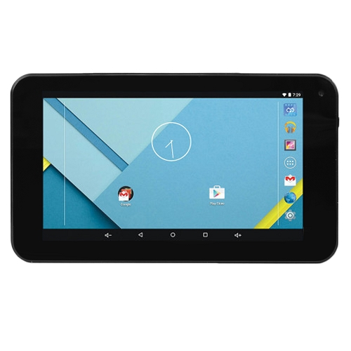 "Craig CMP798 Quad-Core 1.2GHz 8GB 7"" Capacitive Touchscreen Tablet Android 5.1 w/Camera (Black)"