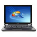 """Dell Latitude E7440 Core i7-4600U Dual-Core 2.1GHz 8GB 256GB SSD 14"""" LED Ultrabook W7P w/Cam & BT (Gray)"""