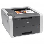 Brother HL-3140CW USB 2.0/Wireless-N Digital Color LED Printer (No Toner)