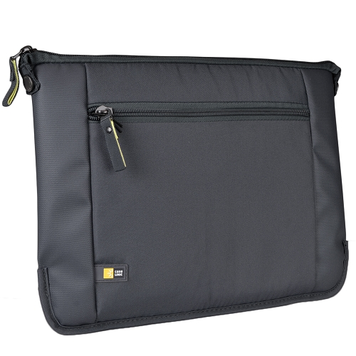 "Case Logic Intrata Laptop Bag w/Adjustable Shoulder Strap (Gray) - Fits Up To 11.6"" Notebooks"