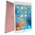 "Apple iPad Pro 9.7"" with Wi-Fi + Cellular 32GB - Rose Gold - B"