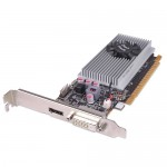 PC Partner GeForce GT 730 2GB GDDR5 PCI Express (PCIe) DVI Video Card w/HDMI