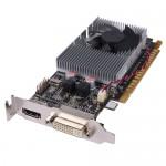 PC Partner GeForce 605 1GB DDR3 PCI Express (PCIe) DVI Low Profile Video Card w/HDMI
