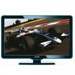 "37"" Philips 37HFL5581V 1080p 60Hz Widescreen Hospitality LCD TV - 16:9 11200:1 3 HDMI ATSC/NTSC Tuners (Black) - B"