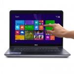 "Dell I5448-7000SLV Touchscreen Core i5-5200U Dual-Core 2.2GHz 8GB 1TB 14"" LED Laptop W8.1 w/Webcam (Silver)"